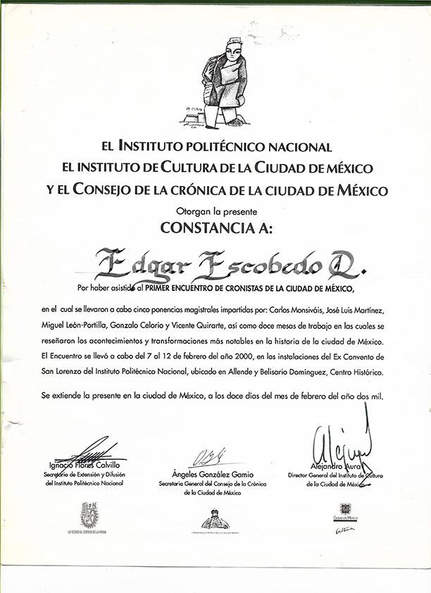 Edgar Escobedo Quijano